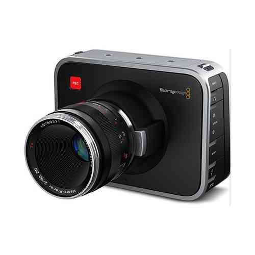 Blackmagic Cinema Camera 2,5K