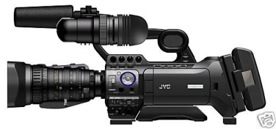 JVC Camcorder GY-HM 790 E