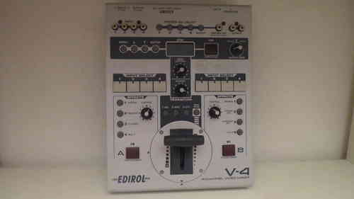 Edirol V 4 Video Mixer 4 Kanal / 2 TBC