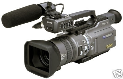 Sony DSR-PD150P Camcorder