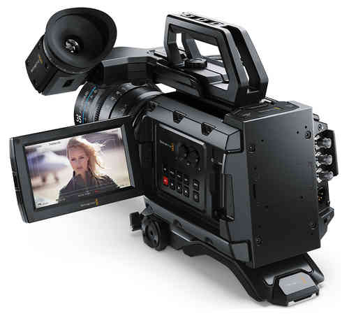BlackmagicDesign URSA Mini 4K EF Camcorder